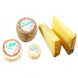 Plateau de fromages Aubrac