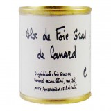 Bloc de foie gras de canard 400 gr