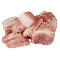Blanquette de veau avec os 750/800 gr