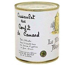 Cassoulet. Confit de Canard