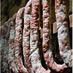 Saucisse Sèche de porc 450/550gr