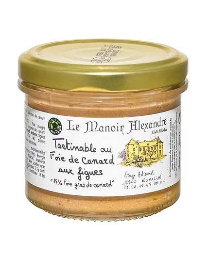 Tartinable Foie gras de Canard