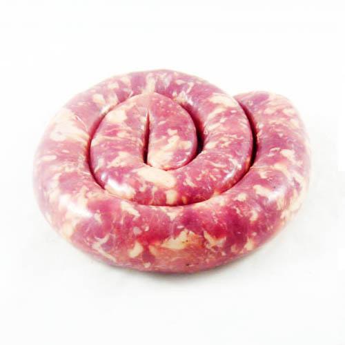 Saucisse fraiche de porc 500gr