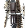 Kit entretien fusil anti-char Panzerbuchse 39 Allemagne wwII