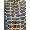 Dolman 6 ème régiment de Hussards France ww1