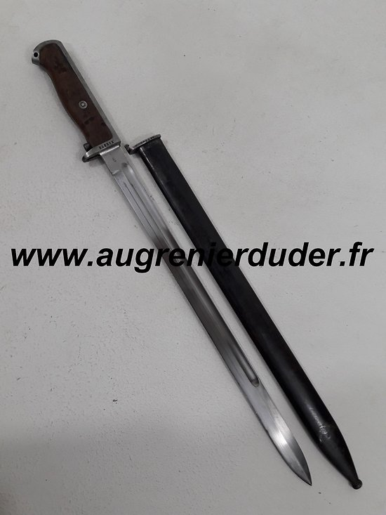 Baionnette longue Norvégienne m94/14