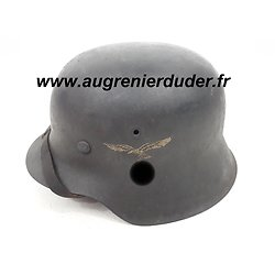 Casque modèle 42 Luftwaffe Allemagne wwII