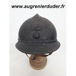 Casque adrian infanterie France wwI