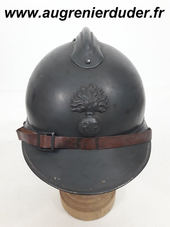 Casque Adrian infanterie France wwI