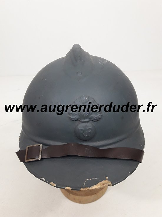Casque Adrian de panoplie France wwI