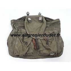 Rucksack toile Allemagne wwII