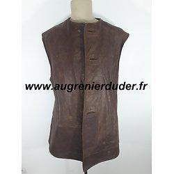Leather Jerkins 1944 GB wwII