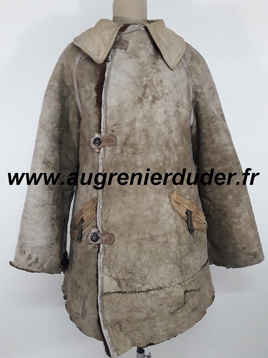 Manteau hiver Allemagne wwII
