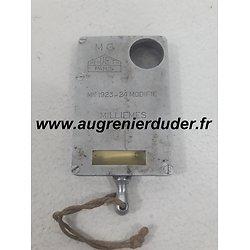 Sitogoniomètre / matériel topographique France wwII