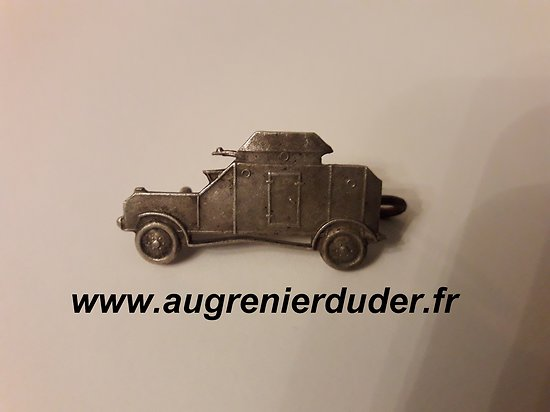 Insigne automitrailleuse 1940 France