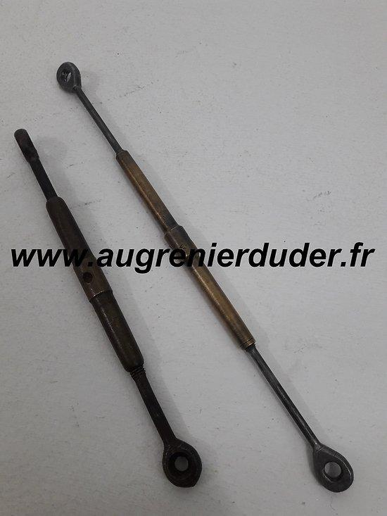 Deux tendeurs cables avion wwI France