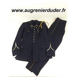 Tenue sergent 5 ème BCP France 1940