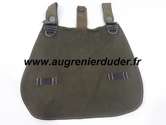 musette sac à pain Allemagne wwII