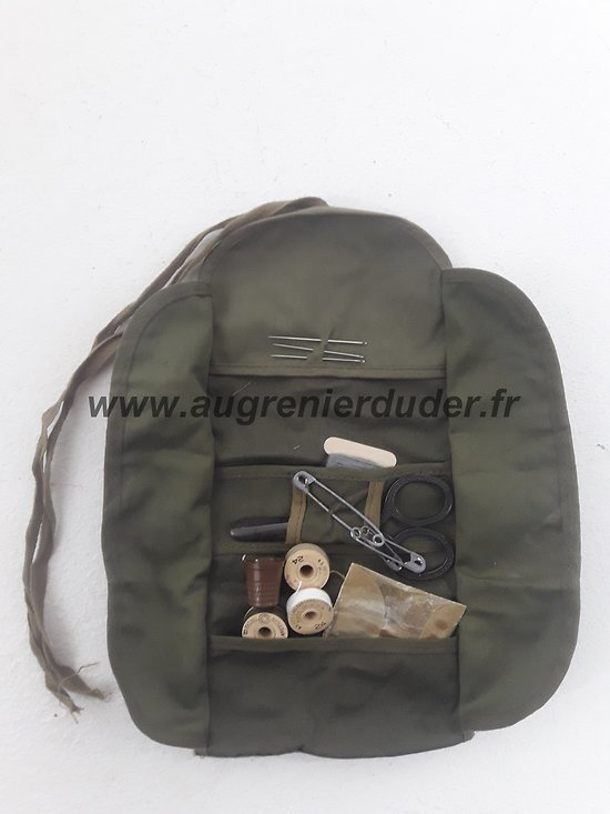 Trousse à couture US wwII
