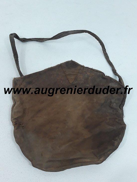 Musette pour masque M2 France wwI