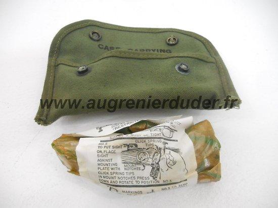 Alidade m15 lance grenade US wwII