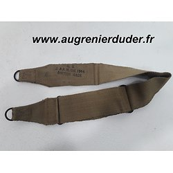Bretelle British Made musette m36 USA wwII