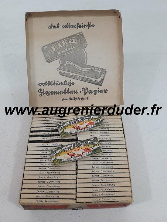 Paquet de feuilles tabac Allemagne wwII