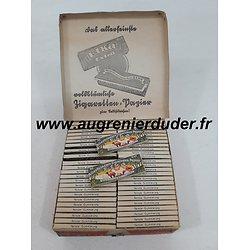 Paquet de feuilles tabac Allemagne wwII