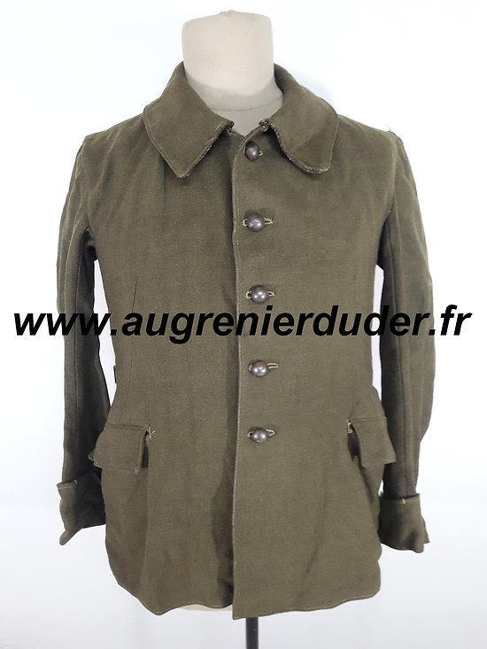Vareuse modèle 1938  France wwII