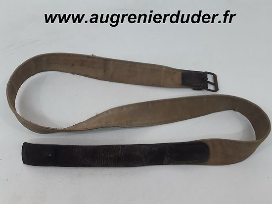 Bretelle musette chargeurs Chauchat France wwI