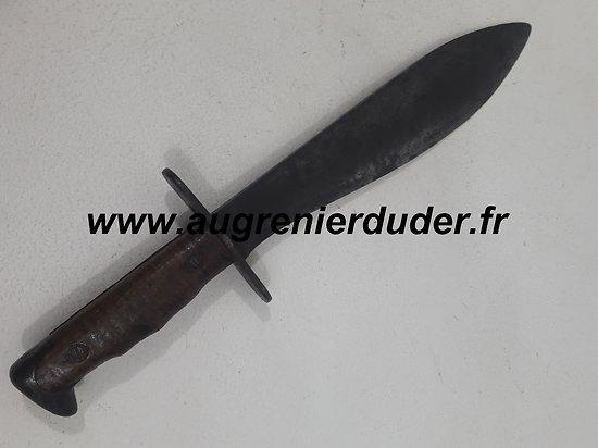 Couteau Bolo modèle 1917 US