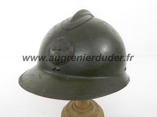 Casque Adrian modèle 1926 infanterie France