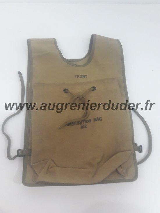 Chasuble Ammunition Bag m2 USA wwII