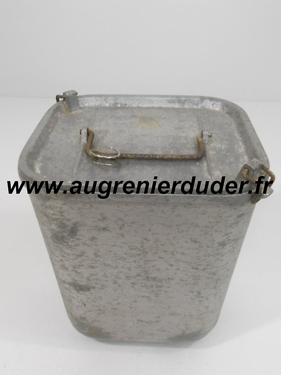 Container alimentaire ration US wwII
