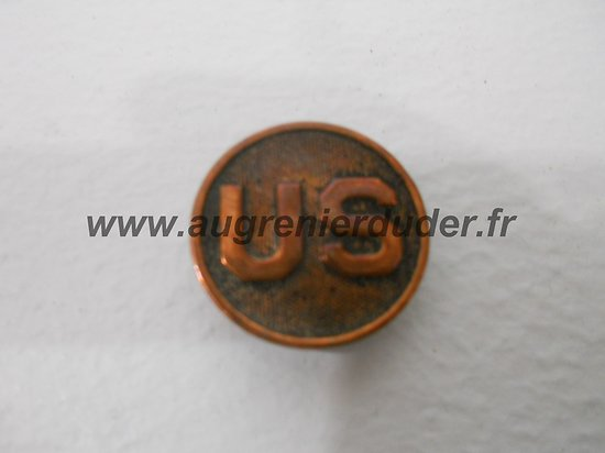 Disque de col collar US wwI