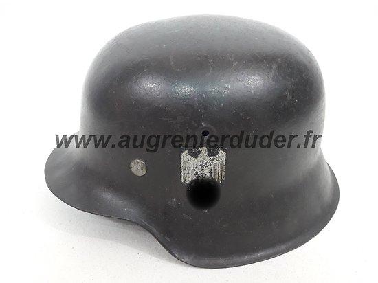 Casque modèle 42 Heer Allemagne wwII