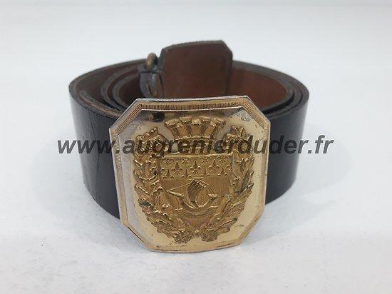 Ceinturon Garde Républicaine 1900 / 1940