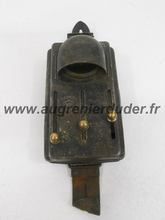 Lampe Daimon Allemagne wwII