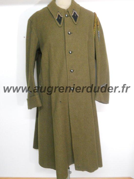 Manteau / capote 1er régiment de cavalerie France wwII