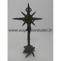 crucifix art de tranchée France wwI