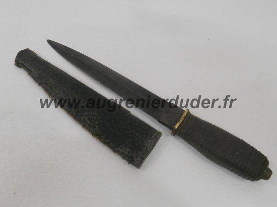 dague couteau ALN Algérie