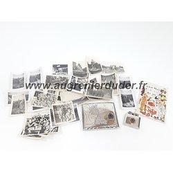 ensemble  5ème DB 1950 France / Allemagne