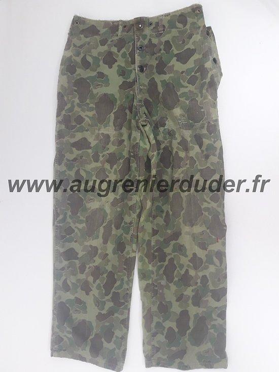 Pantalon camouflé p44 USMC wwII