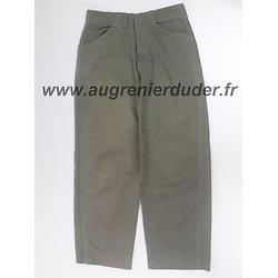Pantalon USMC p41 wwII