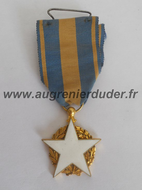 Médaille des blessés civils ww1