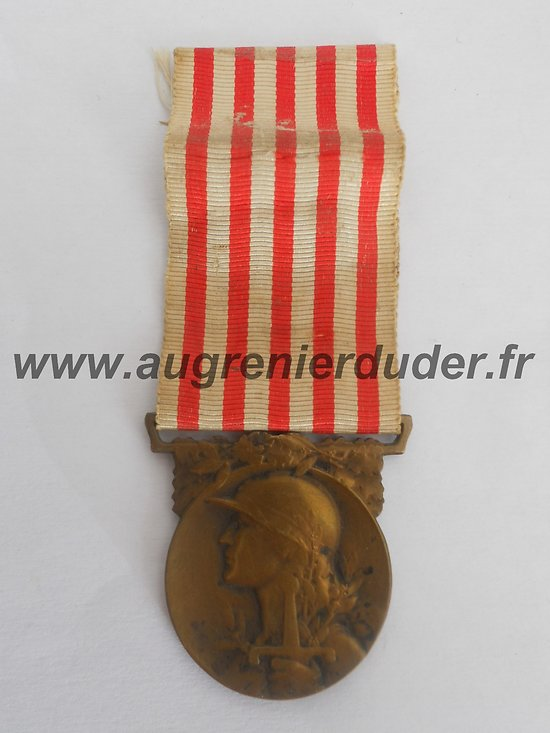 Médaille commémorative ww1