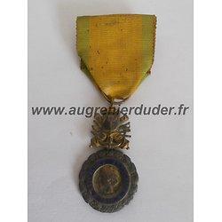 Médaille militaire valeur et discipline 1870 ww1