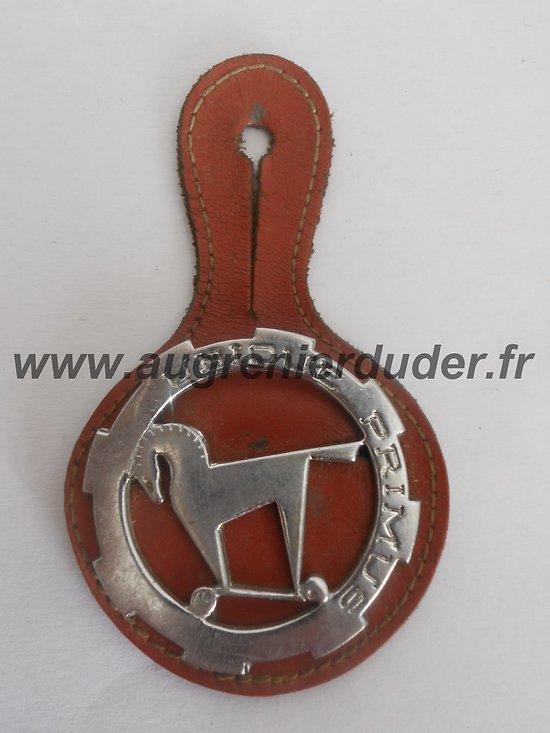 Insigne 1er régiment d'Afrique France