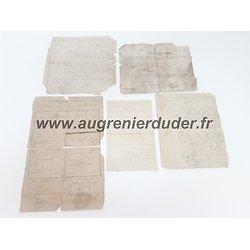 Ensemble documents 93 RI Gravelotte 1870