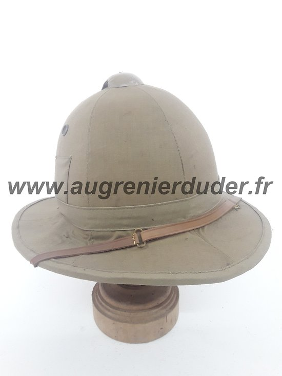 Casque tropical Italien / Allemand ww2